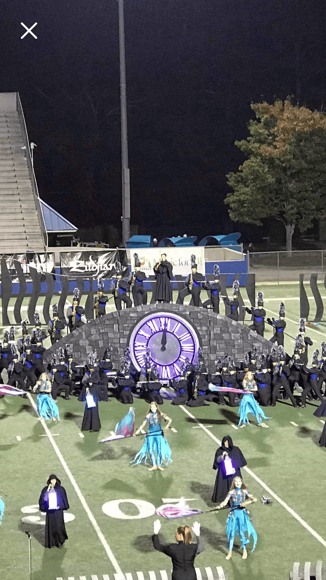 Championship props for sale | James F Byrnes High School Band
